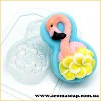 8 Марта Фламинго с цветком 87 г (пластик)