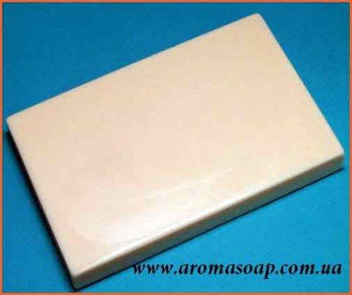 Форма для мыла под нарезку Простая 380г (пластик)