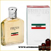Friends Men, Moschino (мужской) парф.композиция