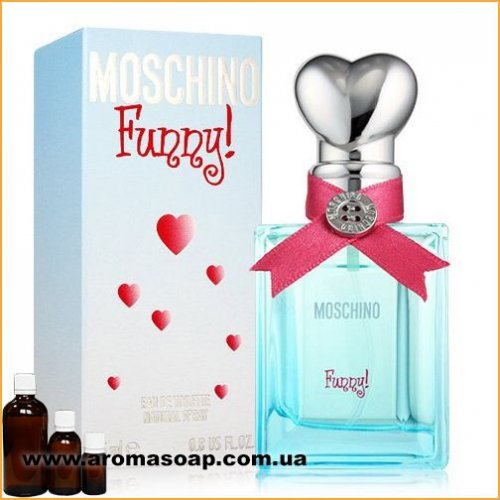 Funny, MOSCHINO (женский) парф.композиция