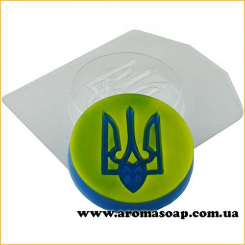 Герб на кругу 53 г (пластик)