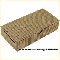 Коробка натуральная-Гофро