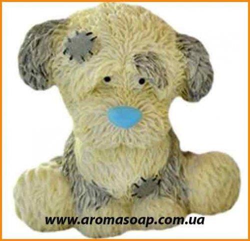 Голубой щенок 3D элит-форма