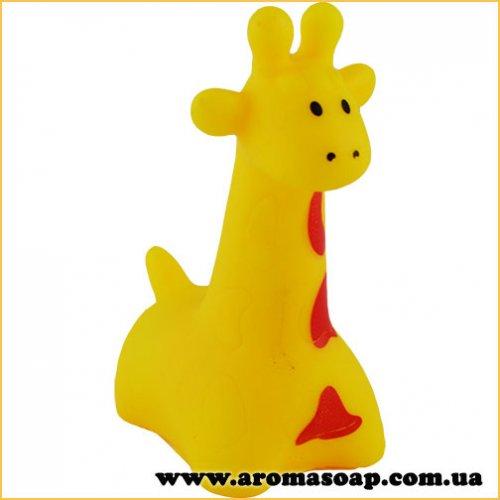 Резиновый Жираф