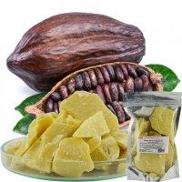 Масло Какао натуральное недезодорированное