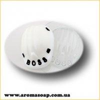 Каска боса 60г (пластик)