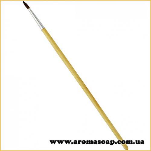 Кисть 1 мм (пони)