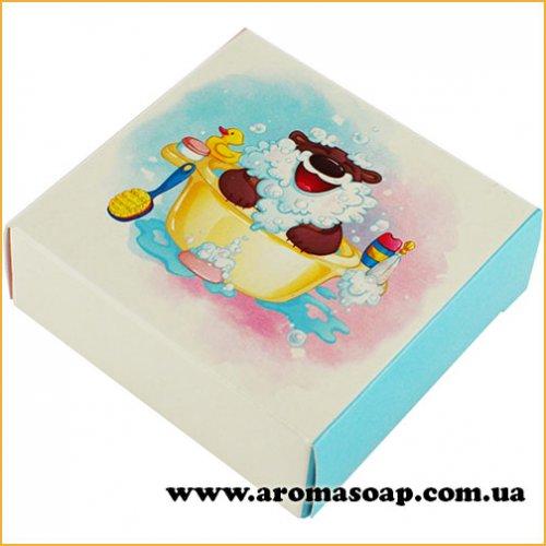 Коробка мікс Мишко в піні