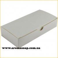Коробка натуральна Біла