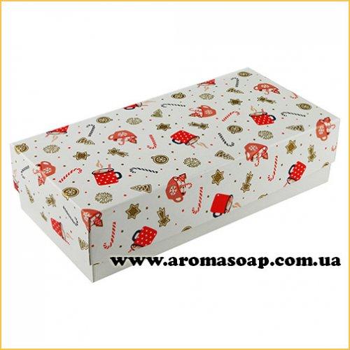 Коробка-пенал Рождество