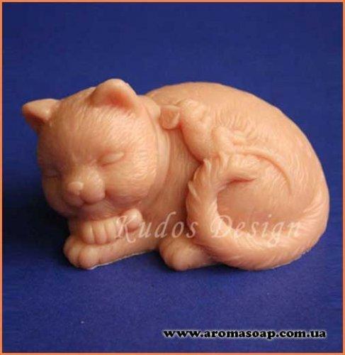 Котенок с мышкой элит-форма