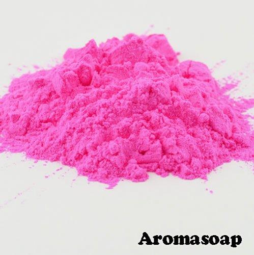 Пигмент Розовый-крафт для бомбочек 5г