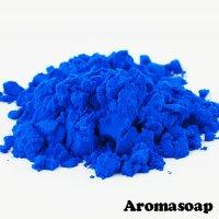Пигмент Синий-крафт для бомбочек 5г