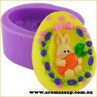Кролик з морквою еліт-форма