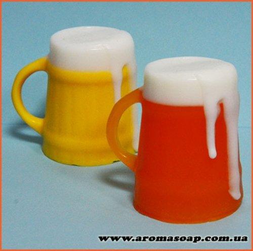 Кружка пива 3D элит-форма