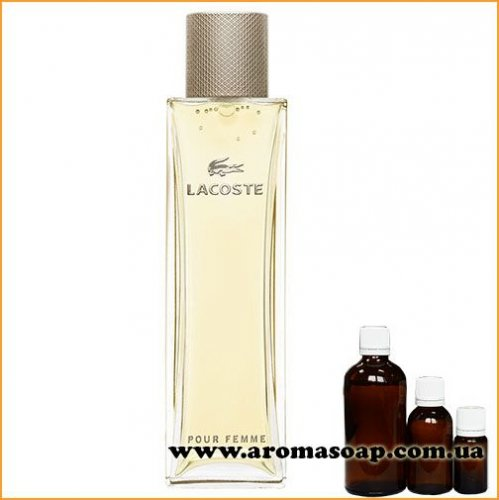 Lacoste Femme 2002, Lacoste (женский) парф.композиция
