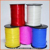 Лента упаковочная одноцветная 0,5см*200см