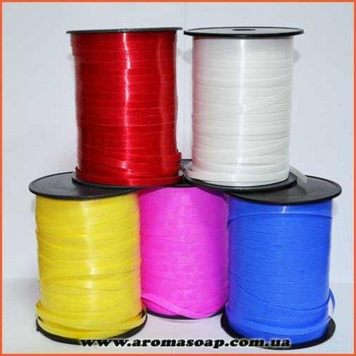 Лента упаковочная одноцветная 0,5 см * 200 см