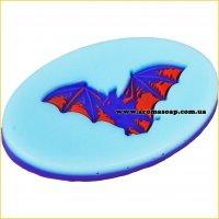 Летучая мышь штамп (силикон)
