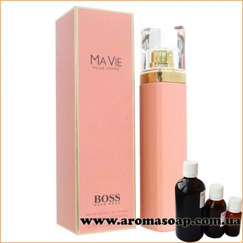 Ma Vie Pour Femme, Hugo Boss (женский) парф.композиция