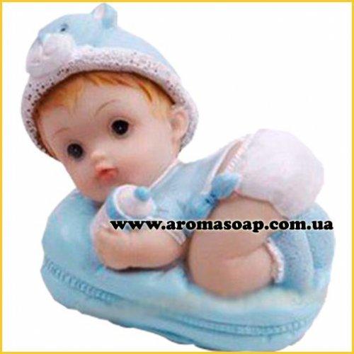 Малюк з пляшкою 3D еліт-форма