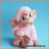 Мавпа 3D еліт-форма