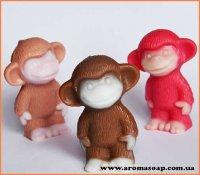 Мавпа-міні 3D еліт-форма