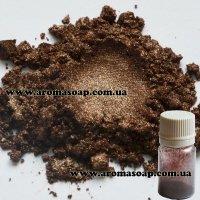 Мика косметическая Coffee 1 г