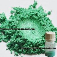 Мика косметическая Green 1г