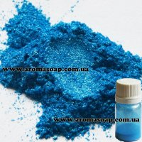 Мика косметическая Blue 1 г