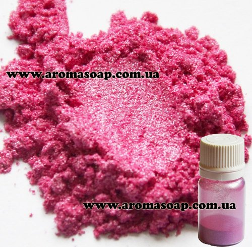 Мика косметическая Pink 1 г