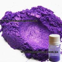 Мика косметическая Purple 1 г