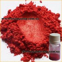 Міка косметична Red 1г
