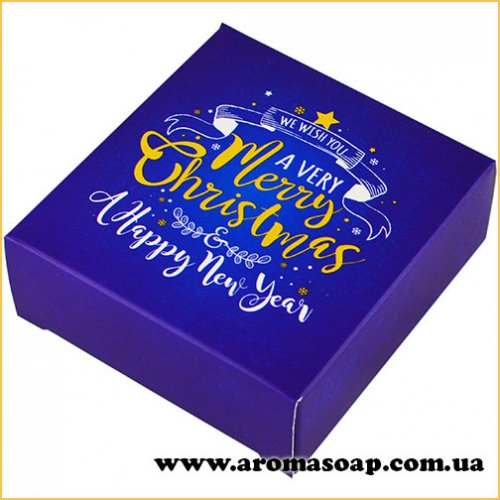 Коробка мікс We wish you a very Merry Christmas and Happy New Year