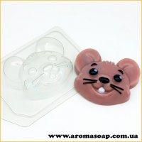 Мышь/Мультяшная голова 81 г (пластик)