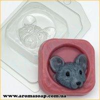 Мышь в норке 90 г (пластик)