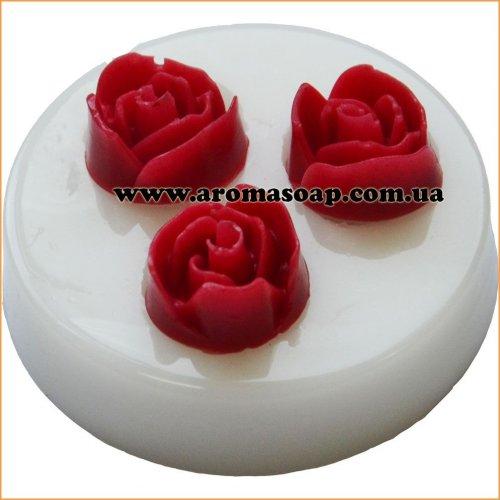 Молд 052 Три троянди