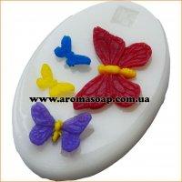 Молд 055 Бабочки 2