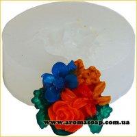 Молд 089 Букет квітів