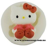 Молд 142 Hello Kitty