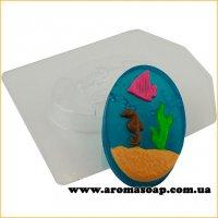 Морские обитатели 50 г (пластик)