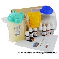 Набор для мыловара подарочный Детский для девочки