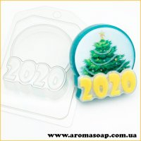 2020/Круг под водорастворимку 120 г (пластик)