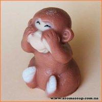 Мавпочка №1 3D еліт-форма