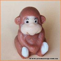 Мавпочка №2 3D еліт-форма