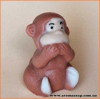 Мавпочка №3 3D еліт-форма