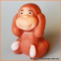 Мавпочка №4 3D еліт-форма