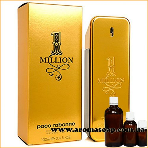 One Million, Paco Rabanne (чоловіча) парф.композиція