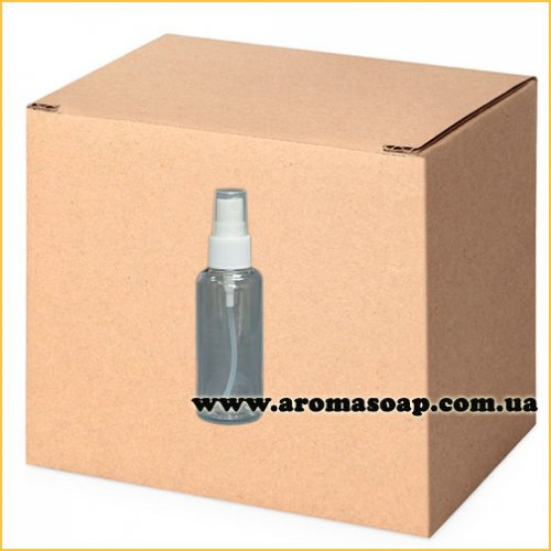 Бутылочка круглая 200 мл + Пульверизатор ОПТ 360 шт