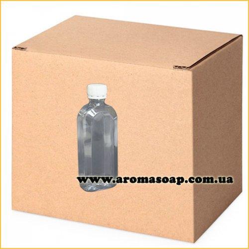Бутылочка 250 мл + Крышка с контролем вскрытия ОПТ 500 шт